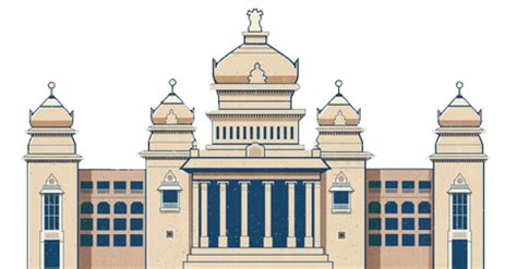 Vidhana Soudha Outline by Comsnets 2015