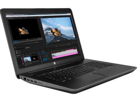 hp z mobile workstation hp zbook 17 g4 mobile workstation customizable hp