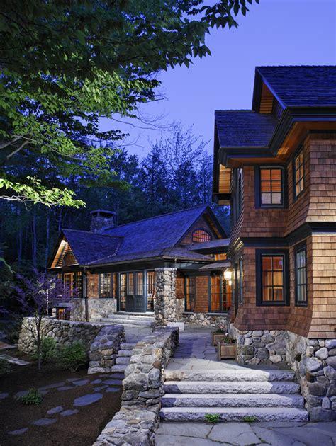 shingle home modern houses with shingle siding