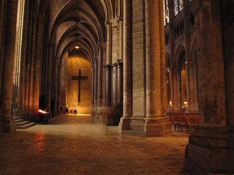 Of The Interior Description by File Chartres Cathedral 2870 Jpg