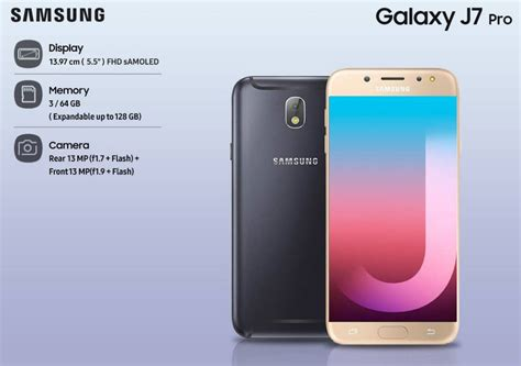 Harga Samsung J7 Pro Price samsung galaxy j7 price in india specifications