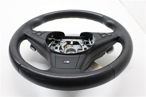 bmw m steering wheel bmw m5 m6 m sport heated steering wheel leather smg