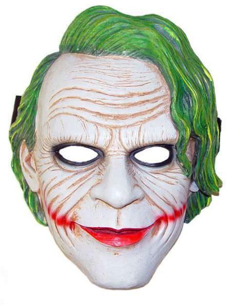 joker mask template batman replica fighting gear masks collectibles