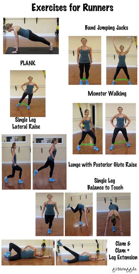exercises for runners running runners