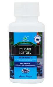 Eye Care Softgel Green World 5 obat retina lepas produk green world