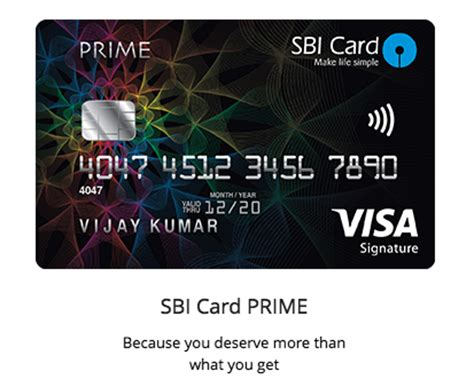 Sbi Card Gift Voucher - sbi card launches prime credit card review cardexpert