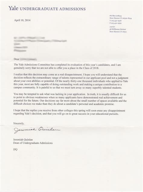 Yale College Letter Of Recommendation Application Form Application Letter Yale
