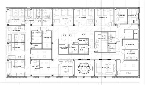 rehabilitation center floor plan rehabilitation center floor plan 28 images zahra