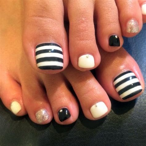 Toe Nail Designs by Toe Nail Designs And Ideas Fashion Hippoo