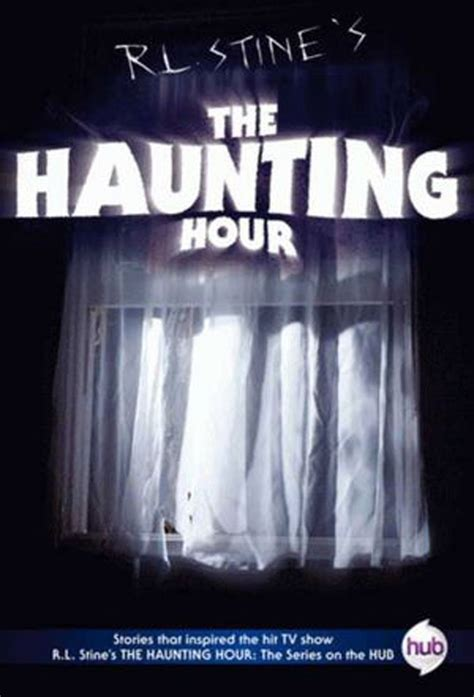 a haunting books r l stine s the haunting hour