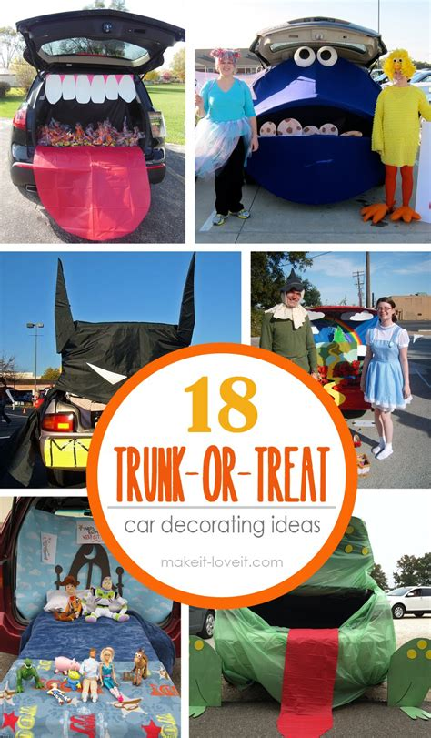 Need Trunk Or Treat Decorating Ideas 15 hilarious baby wearing costume ideas