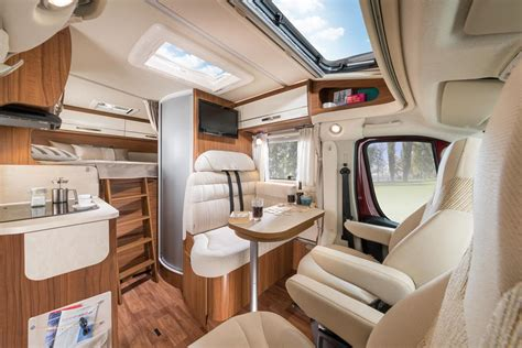 Caravan Interiors by Hymer Van 314 2016 Technische Daten