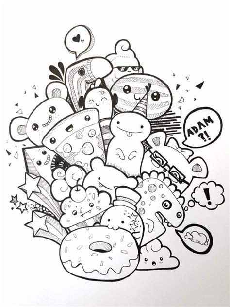 Drawing Doodles by Pic Candle Inspired Doodle Amino Doodle