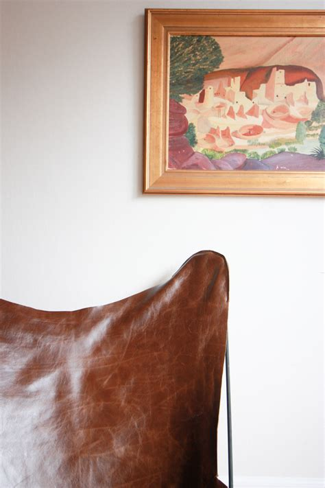 leather butterfly chair cover diy with free pdf pattern