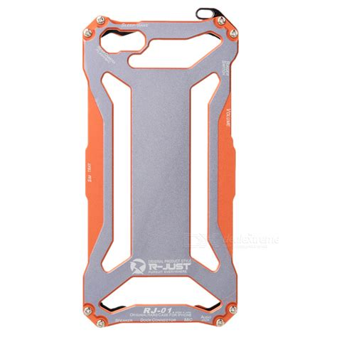 R Just Iphone 5s r just ultra thin aluminum alloy protective back for