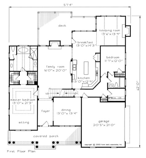 southern living floor plans the stewarts landing southern living house plans