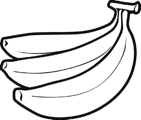 Banana Peel Outline by Banana Peel Clip Cliparts Co