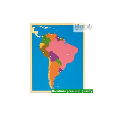 america map puzzle puzzle map south america