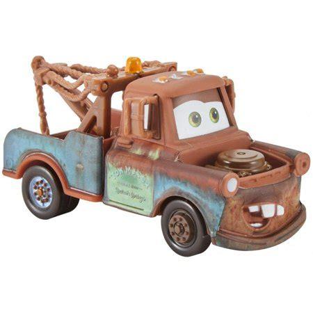 Disney Cars Mater Die Cast disney pixar cars 3 mater 1 55 scale die cast vehicle