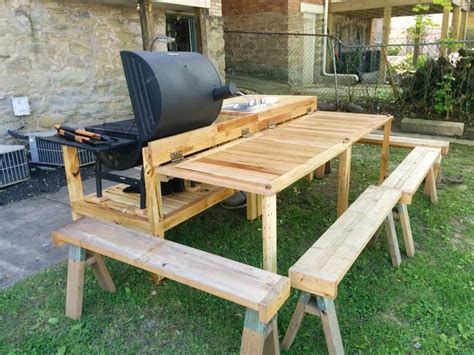 diy backyard kitchen diy your projects obn