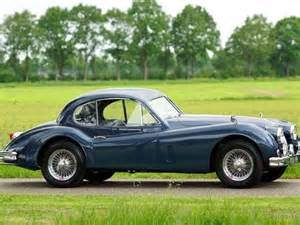 Jaguar Xk140 Coupe 1956 Jaguar Xk140 For Sale Classic Car Ad From