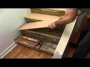 Comment Recouvrir Des Marches D Escalier
