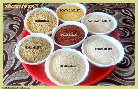 Millet For The And millets www pixshark images galleries with a bite