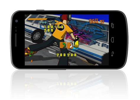 mobile xvideo jet set radio hd sur android iphone et jeux vid 233 o
