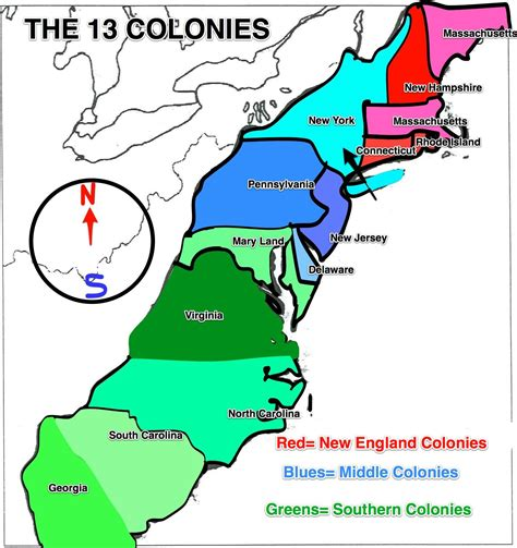 map of the 13 colonies blank worksheets of us map clipart best