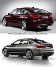 2017 bmw 6 series gt vs bmw 5 series gt rear three