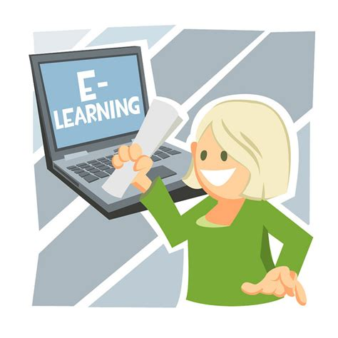 E Learning Clipart advantages of using e learning in your business
