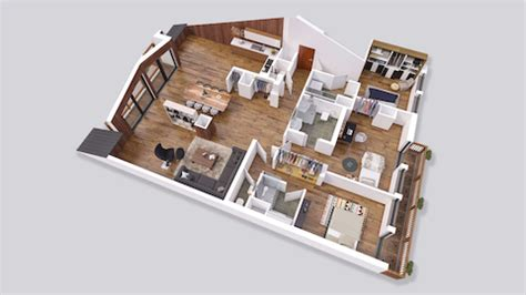 2828 house floor plan 3d discover our popular 3d floor plans drawbotics