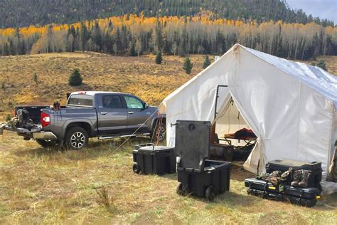 How To Build The Ultimate Camp Kitchen   HiConsumption