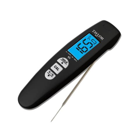 Thermometer Digital digital thermocouple thermometer 9867b the home depot