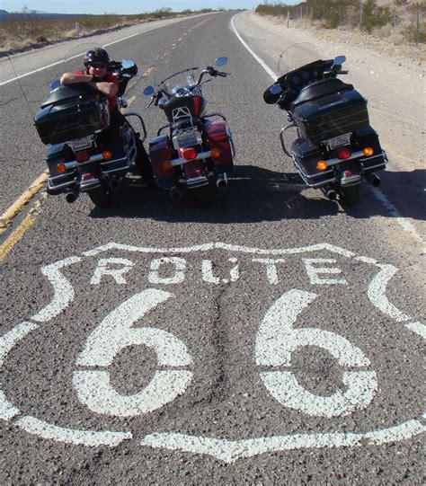 Motorradtouren Route 66 by Gef 252 Hrte Motorradreise Usa Route 66 187 Crd