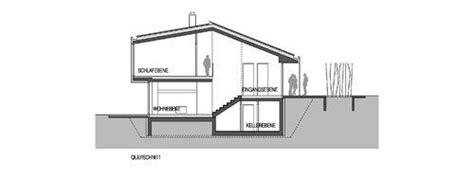 split level house section split level house plan idea home styles pinterest of