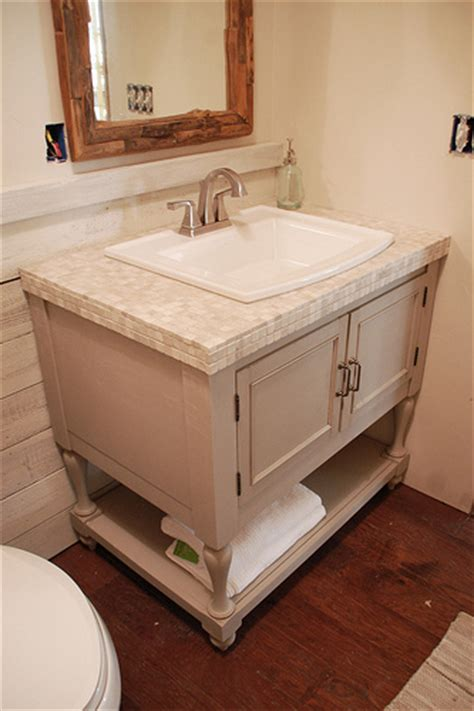 How To Build A Pottery Barn Inspired Vanity Diydiva Build A Bathroom Vanity