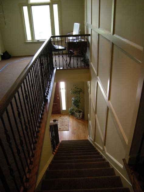2 story foyer conversion bonus room added a two story foyer designed and