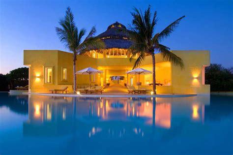 exotic homes exotic luxury villa casa sol de oriente idesignarch