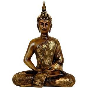Stores To Buy Home Decor oriental furniture 11 quot thai sitting buddha statue