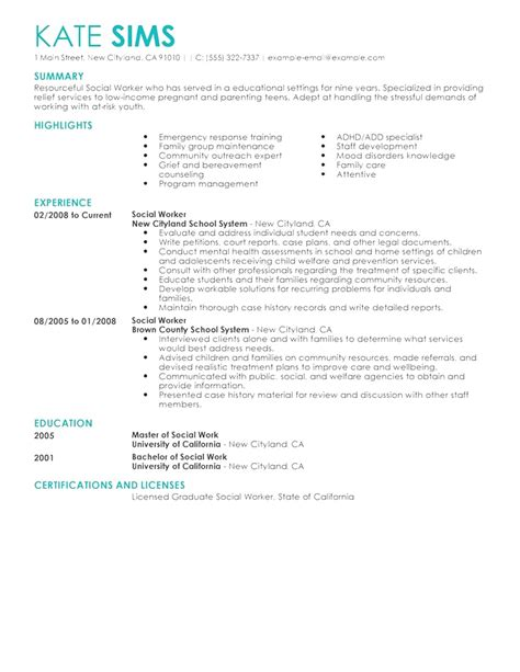 sle functional resume for social service worker social worker resume simple functional resume sle
