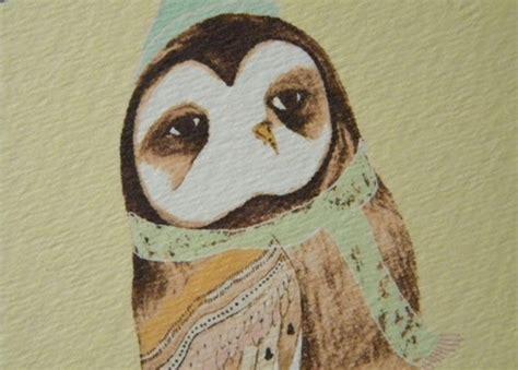 my owl barn jo james paper doll with owl mask homework a creative blog inkling 2012 owl lover calendar