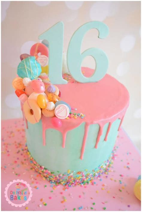 simple 16th birthday cakes the 25 best sweet 16 cakes