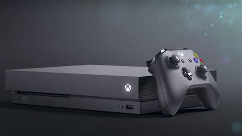 X One X is xbox one x the playstation 4 killer nerdist