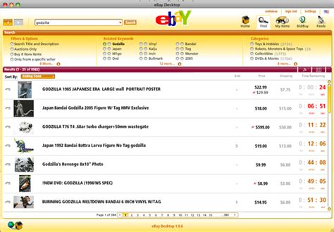ebay desktop site building rich internet applications with rapid development