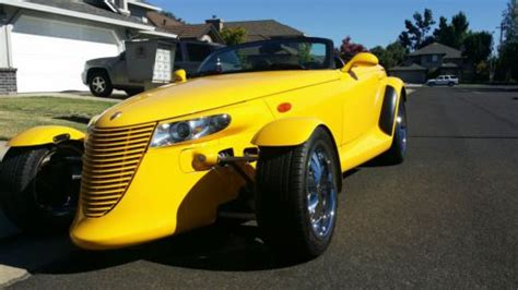 auto manual repair 1997 plymouth prowler parking system service manual 1997 plymouth prowler passager air bag service manual 1999 plymouth prowler