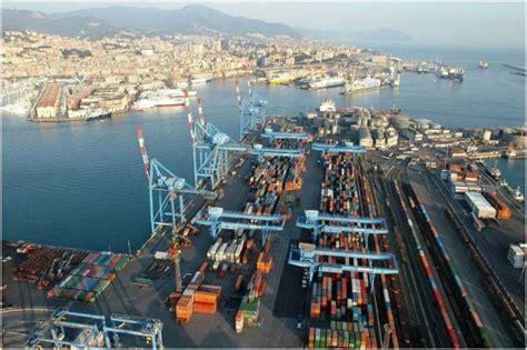 terminal san giorgio porto di genova concessioni investimenti traffici tutti i numeri