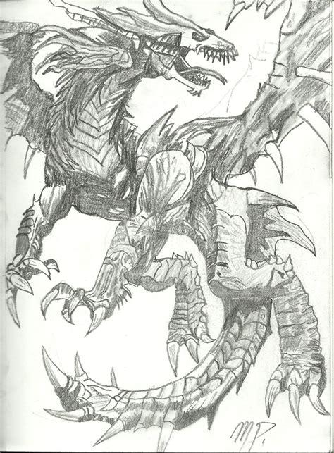 drawings hard sketches drawn dragon hard pencil and in color drawn dragon hard