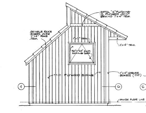 garden storage shed plans  step  step shed plans