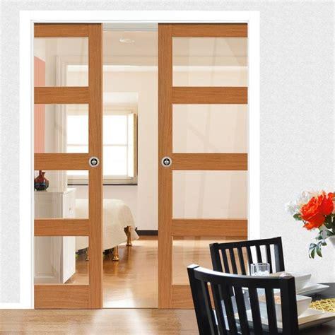 Pocket Closet Doors Sliding 1000 Ideas About Pocket Door On Glass Pocket Doors Wooden Interior Doors